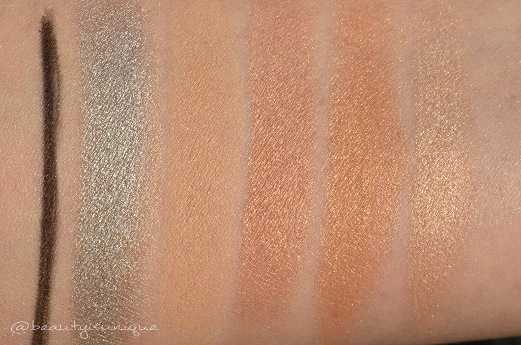 armani luxe is more swatches