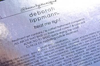 "Deborah Lippmann ""Treat me right"""