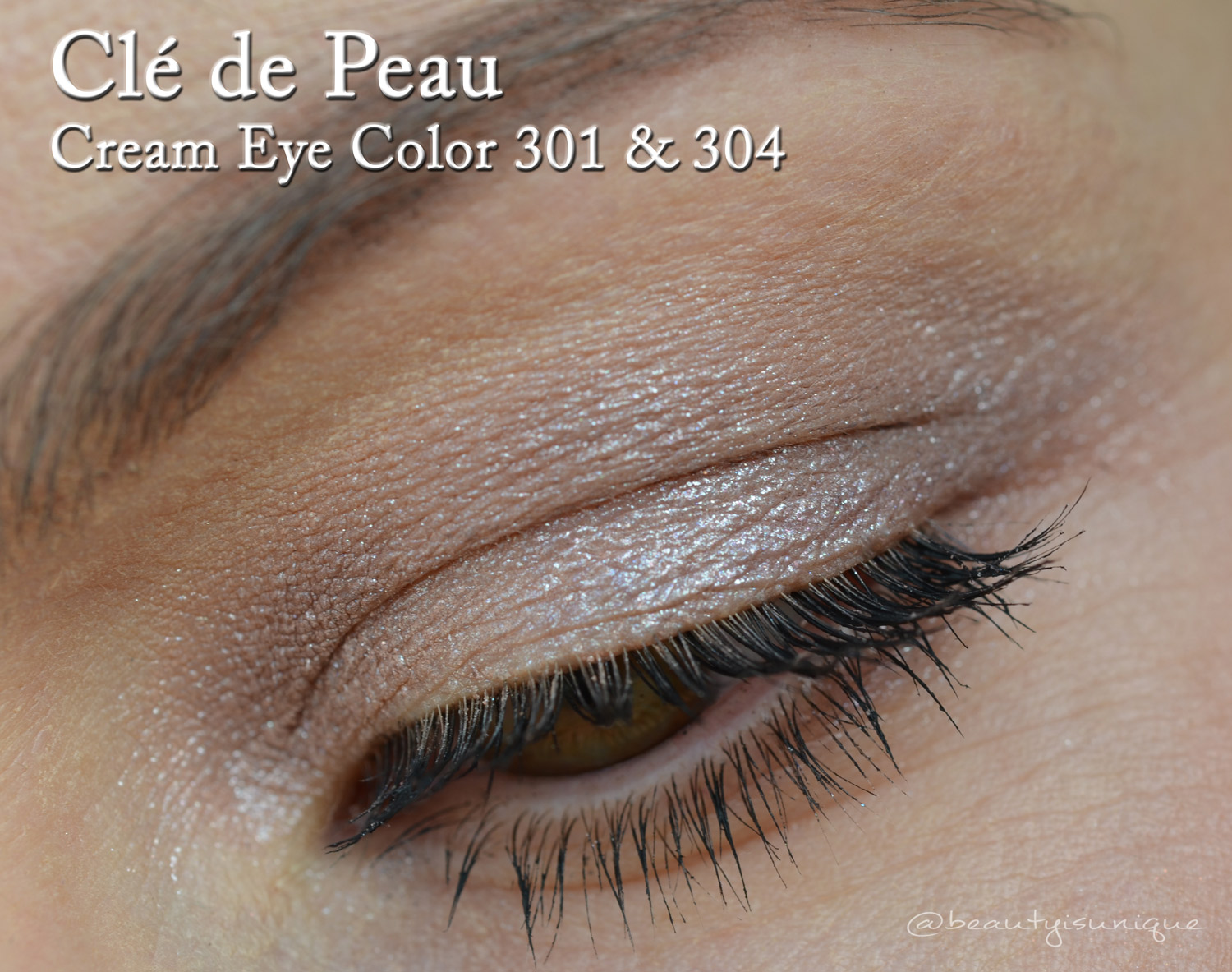 Cle-de-peau-creme-eye-color-swatches