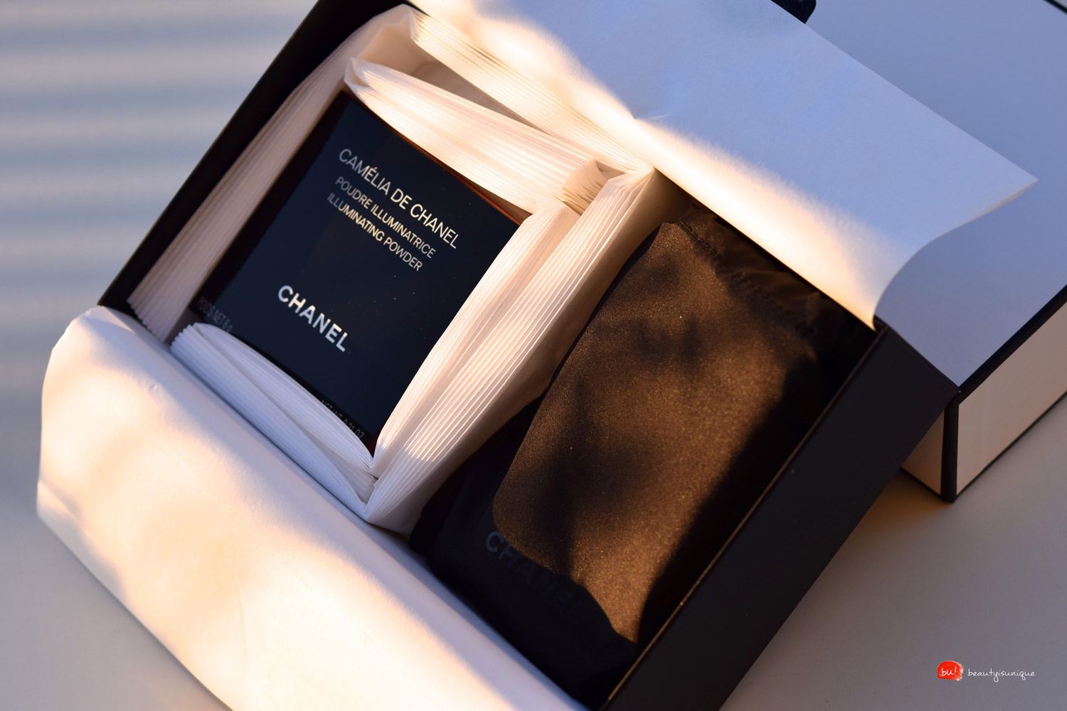 Chanel-unboxing