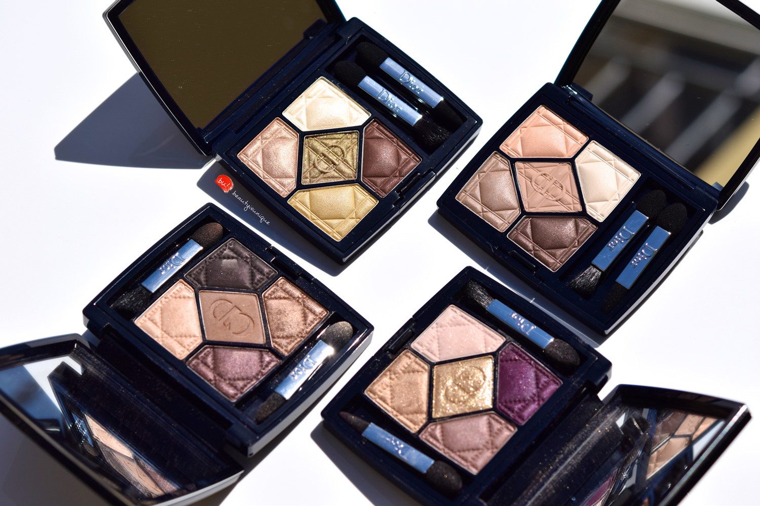 Dior-eyeshadow-palette-5-couleurs