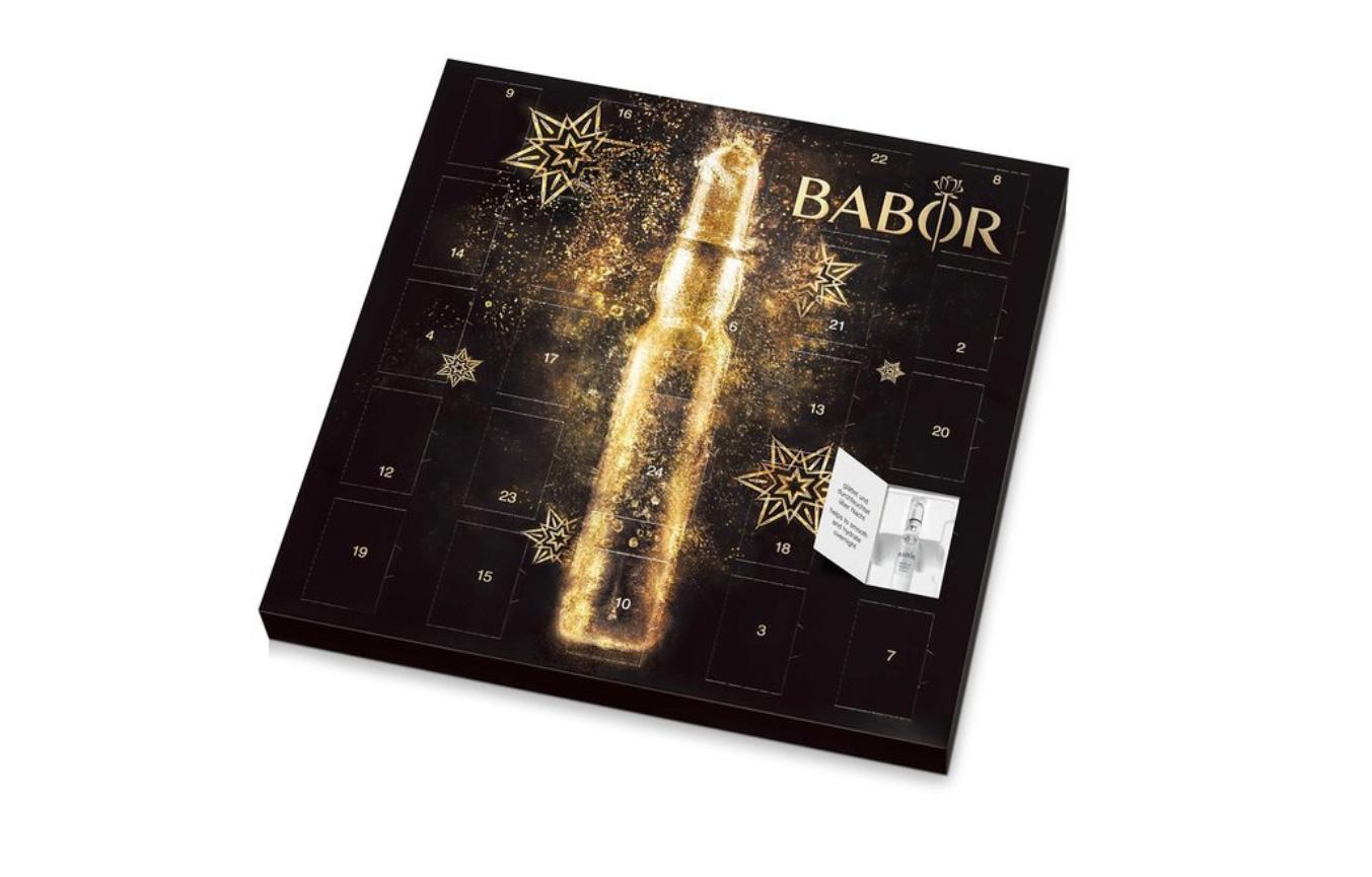 Babor-advent-calendar-2017