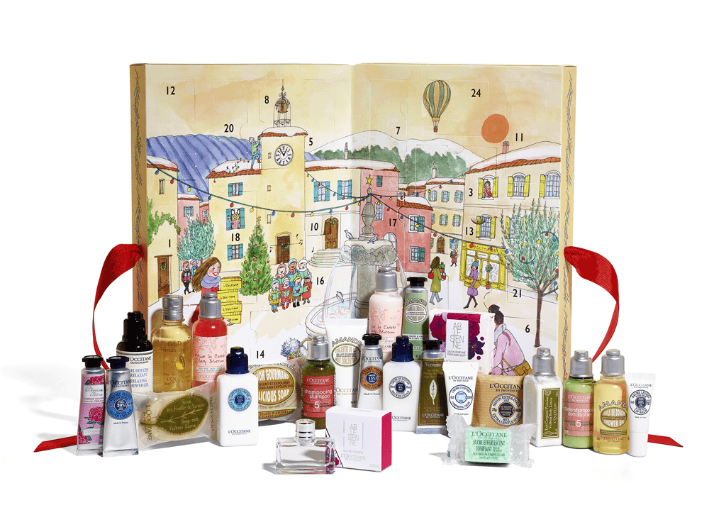 l'occitane-signature-advent-calendar-2017