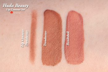 huda-beauty-lip-contour-set-swatches