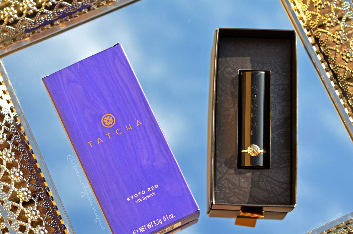 tatcha kyoto red