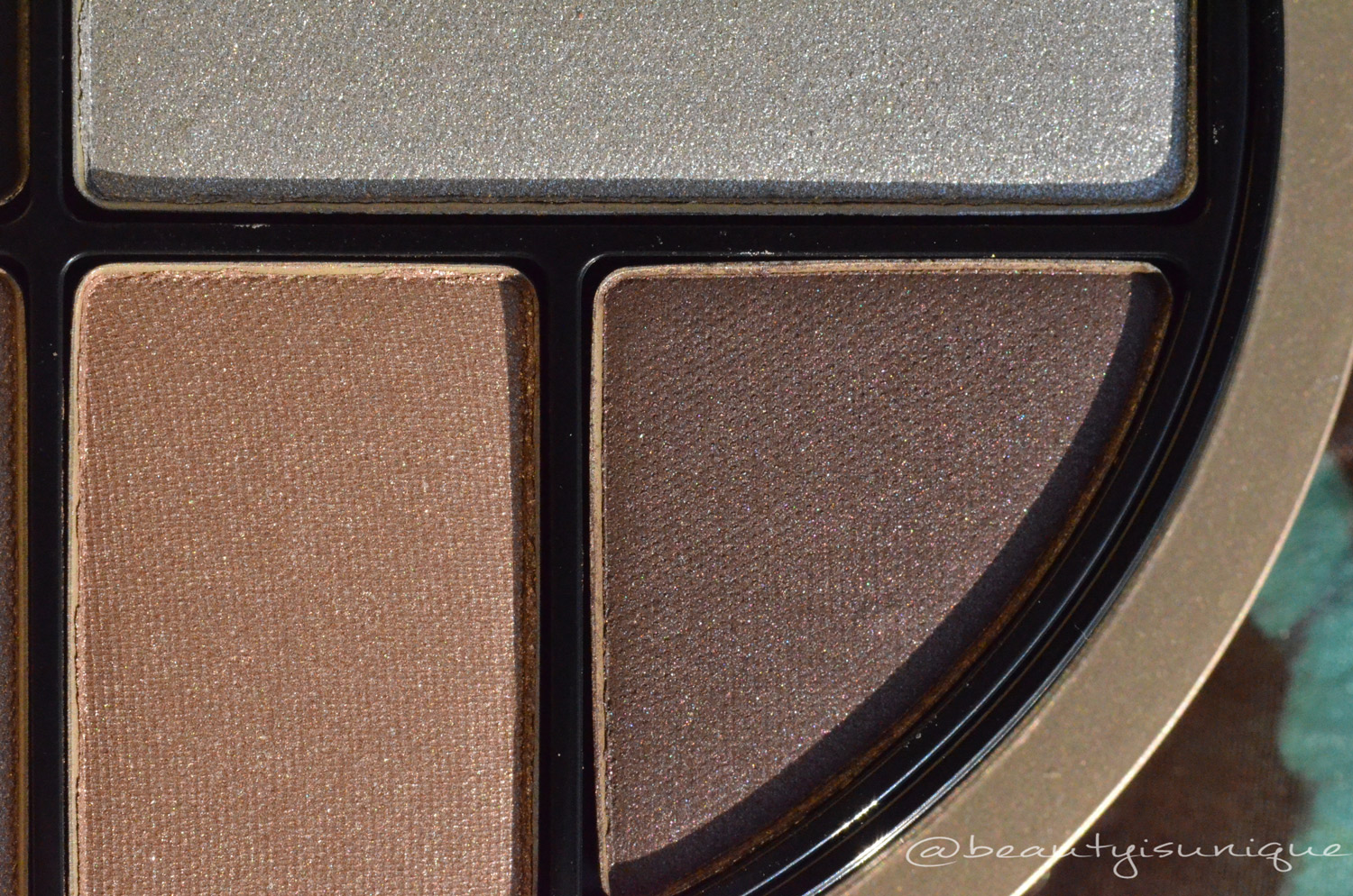 armani luxe is more palette