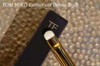 Tom Ford Eyeliner and Definer Brush