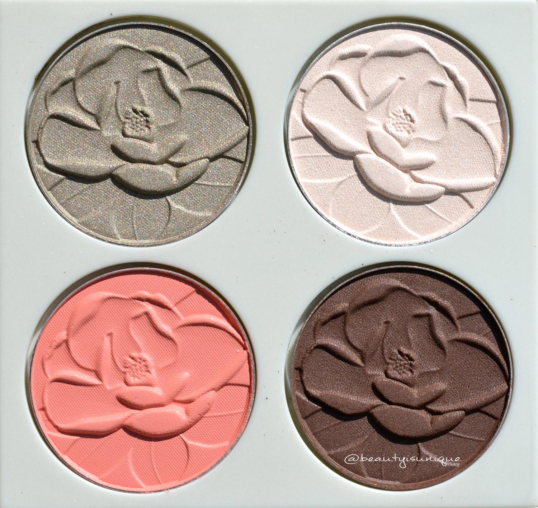 Chantecaille-Le-Magnolia-palette-swatches