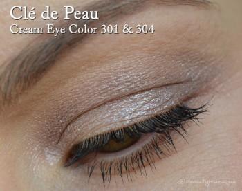 Cle-de-peau-creme-eye-color-swatches
