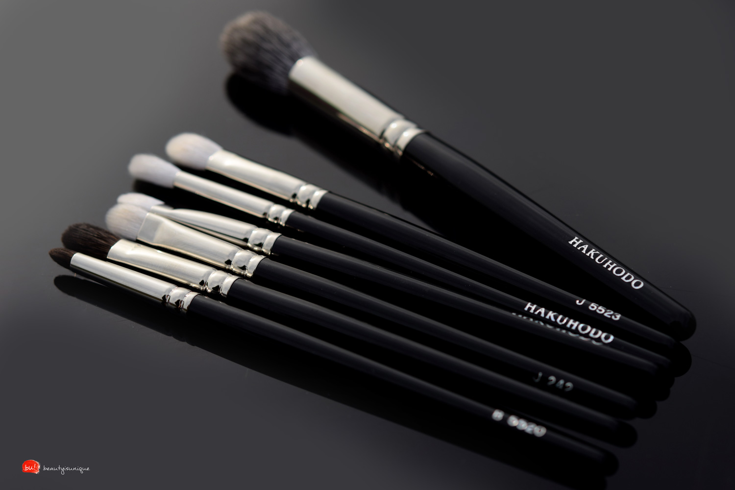 hakuhodo-brushes