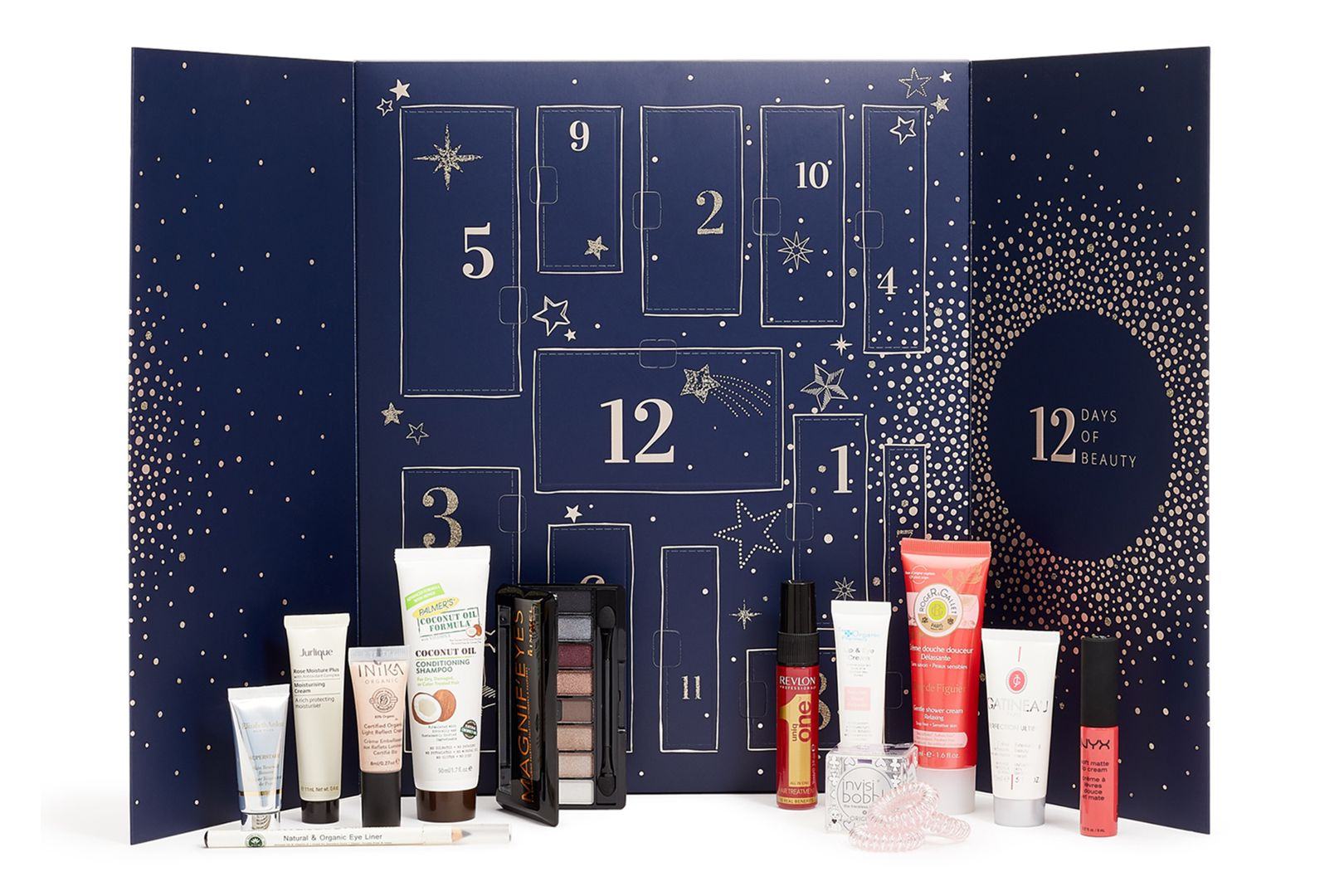 50 best beauty advent calendars 2017 beauty is unique. Black Bedroom Furniture Sets. Home Design Ideas