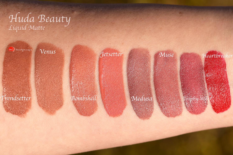 huda-beauty-liquid-matte-lipstick-swatches