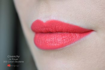 givenchy-le-rouge-corail-decolette-303-swatches