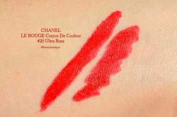 Chanel-les-beiges-eyeshadow-palette-light-swatcheschaneljumbo-longwear-lip-crayon-ultra-rose-swatches