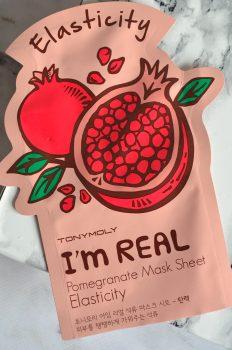 Tonymoly-I'am-real-pomegranate-Mask-Sheet