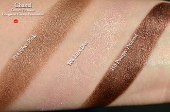 chanel-longwear-cream-eyeshadow-swatches