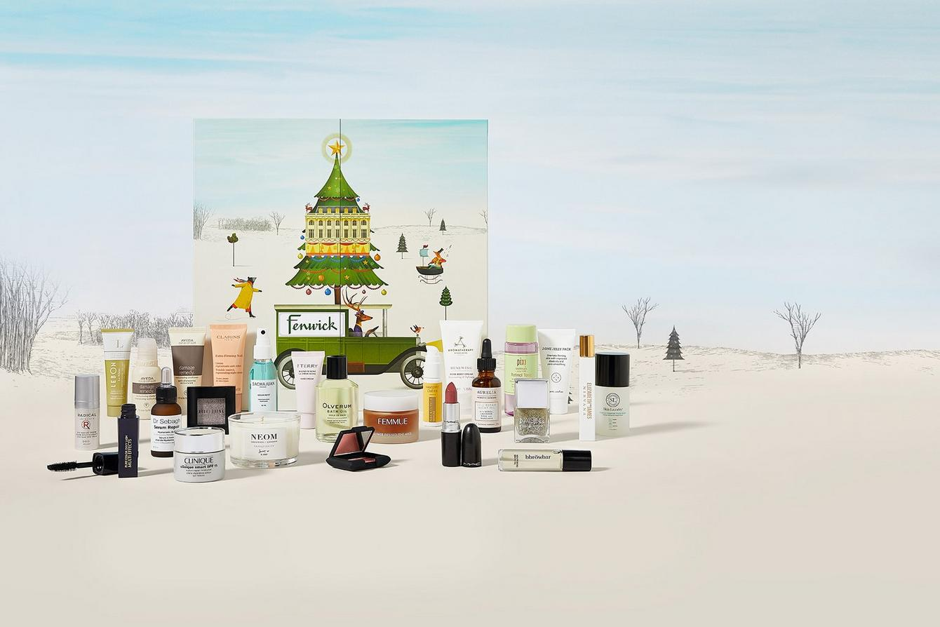Fenwick-advent-calendar-2018-beautyisunique