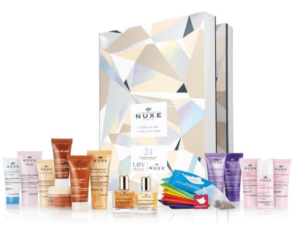 nuxe-advent-calendar-2018-beautyisunique