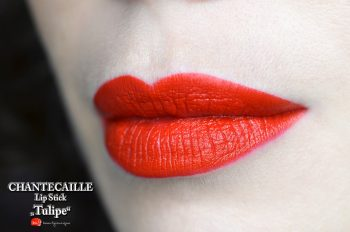Chantecaille-lip-stick-tulipe-review