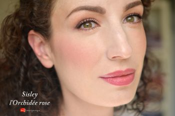 Sisley l'Orchidee-rose-swatches