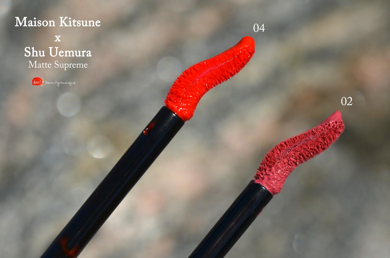 shu-uemura-maison-kitsune-swatches