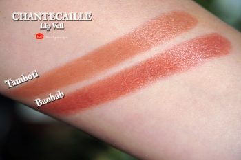 chantecaille-lip-veil-tambotii-babobab-swatches