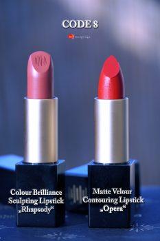 code-8-matte-velour-contouring-lipstick-opera-swatches