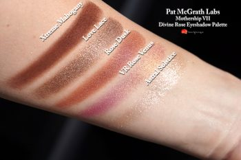 pat-mcgrath-mothership-VII-divine-rose-swatches
