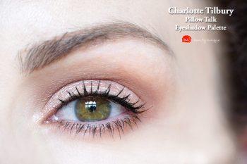 Charlotte Tilbury Pillow Talk Eyeshadow Palette